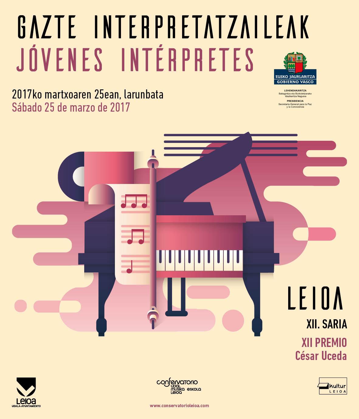 XII Premio César Uceda